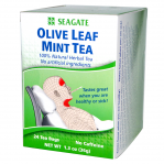 Seagate Olive Leaf Mint Tea, 24 Teabags