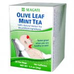 Seagate Olive Leaf Mint Tea, 24 Teabags