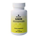 Seagate Whole Lemon Concentrate, 100 VCaps