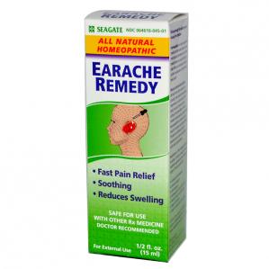 Seagate Earache Remedy, 1/2 oz.