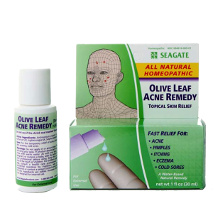 Seagate Olive Leaf Acne Remedy, 1 fl. oz.