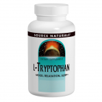 Source Naturals L-Tryptophan, 120 Caps