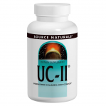 CLEARANCE - Source Naturals UC-II, 30 Caps  Exp  6/2017
