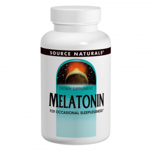 Source Naturals Melatonin 3mg Timed Release, 240 Tabs