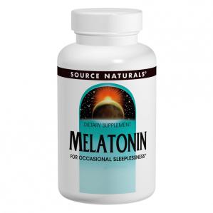 Source Naturals Melatonin 3mg Timed Release, 240 Tabs