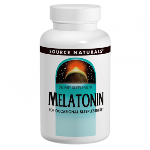 Source Naturals Melatonin 5mg Sublingual Orange, 200 Tabs