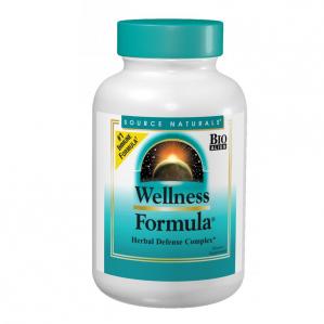 Source Naturals Wellness Formula, 180 Tabs