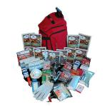 Wise Foods Deluxe Survival Kit with Food Supply