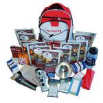 Wise Foods Essential Survival Kit with Food Supply